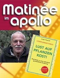 MATINÉE im apollo: Lust auf Pflanzenkost - Lesung & Diskussion & Umtrunk